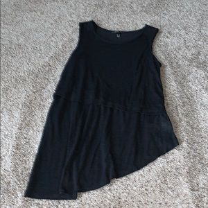 MNG Suit ASymmetrical Tank Size Small
